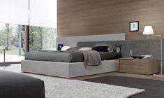 Camere da letto moderne in noce : Camera da letto moderna 2