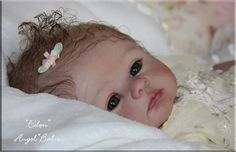 Eden Reborn Doll Kit by Marissa May
