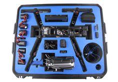 Travel case for the QAV400