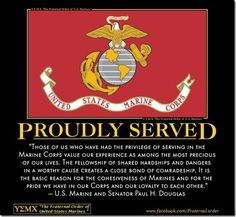 fraternal order of marines Usmc Quotes, Military Quotes, Military Love, Military Humor, Usmc Humor, Veterans Quotes, Marine Quotes, Military Service, Marine Corps Humor