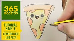 Resultado de imagen para pizza dibujo