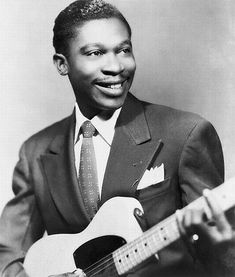 BB King - what amps in the early days? - Telecaster Guitar Forum #blues_legends #blues #the_blues