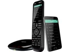 Logitech® Harmony® Elite Universal remote control, hub, and app for home entertainment and automation devices at Crutchfield Logitech, Bluetooth, Best Smart Home, Smart Tv, Audio, Universal Remote Control, Home Automation System, Home Gadgets, Tech Gadgets