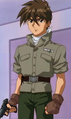 Gundam Wing :Heero Yuy