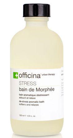 Officina Urban Therapy: Bain de Morphée