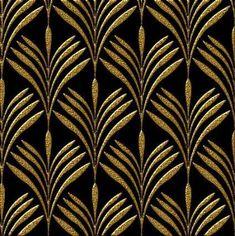 Art Deco Pattern Fabric Wall Papers 46 Ideas - Evelyn N. Motifs Art Nouveau, Motif Art Deco, Art Nouveau Pattern, Art Deco Design, Pattern Art, Art Deco Fabric, Art Deco Print, Pattern Designs, Invitaciones Art Deco