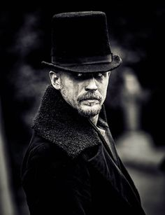 A brand new TV series featuring Tom Hardy #Taboo #BBC #series #2017