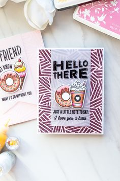 Arts And Crafts Beer Parlor Easy Art Projects, Crafty Projects, Hero Crafts, Crafts For 3 Year Olds, Craft Museum, Kid Party Favors, Friendship Cards, Card Kit, Party Printables