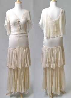 1920's Wedding dress