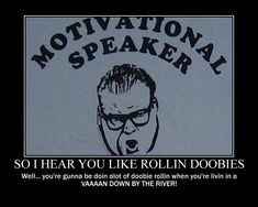 I remember seeing the first Matt Foley sketch on SNL.  I couldn't stop laughing!!