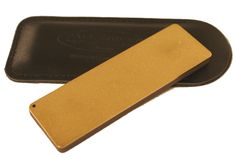 The Fallkniven DC4 combination stone is good addition to your sharpening stable The newly-developed DC4 whetstone consists of a fine diamond stone 25