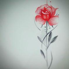 Criação do dia para uma tatuagem de amanhã.  Boa sexta à todos!