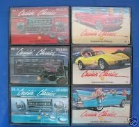 Cruisin' Classics from the Shell stations. So many road trips!
