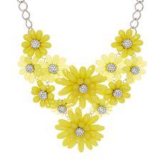 In Full Bloom Necklace #TraciLynnJewelry