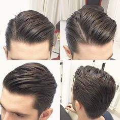Same hair different hairstyles, Men Hair Styles, Boys Hair Style, Hair Style, Sh...