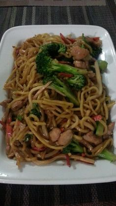 Shanghai - Stir Fried Noodles