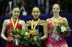 Mao Asada - ISU Grand Prix Final of Figure Skating Day 2