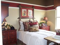 photos of cowgirl bedroom | Cowgirl bedroom. - Melissa Lance Interiors - M L I
