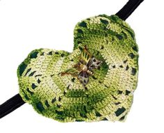 Butterfly Forest Victorian Steampunk Green by JenkittysCloset, $14.00