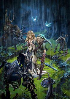 The Legend of Zelda - Tommaso Renieri