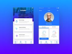 Delivery App by Joanna Kamińska App Ui Design, Mobile App Design, User Interface Design, Mobile Ui, Delivery App, Infused Water Bottle, Self Massage, Camping Gifts, Fitness Gifts