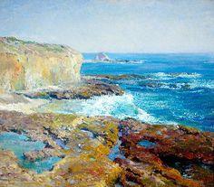 Guy Orlando Rose, Laguna Rocks