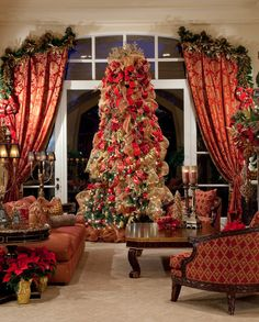 If this were my living room I wouldn't go anywhere else during December!