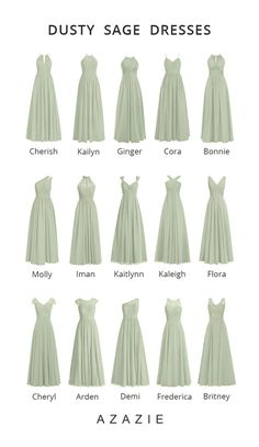 Sage Bridesmaid Dresses, Wedding Bridesmaids, Sage Dresses, Mint Green Bridesmaids, Bridesmade Dresses, Wedding Attire, Boho Wedding, Summer Wedding, Wedding Ceremony