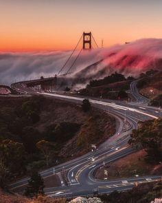 Golden Gate Park - San Francisco Feelings // Bruce Getty