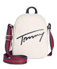 Tommy Hilfiger Tommy Script Mini Crossbody | macys.com