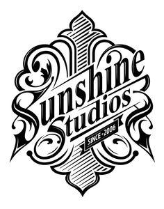 Sunshine Studios Crest design on Behance