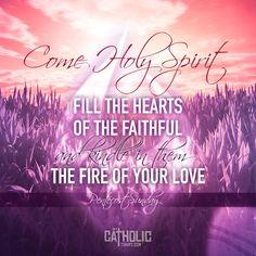 pentecost fire lyrics