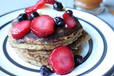 Welcome to The Unrefined Kitchen ~ Paleo/Primal Cooking - Coconut Flour Pancakes