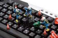 quelle piccole pesti: Come pulire la tastiera e lo schermo del tuo compu...