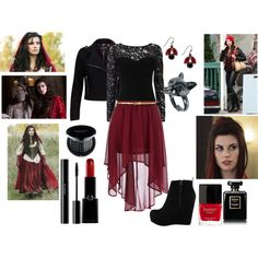 """""""Once Upon a Time-Ruby"""" by haley-williams on Polyvore"""