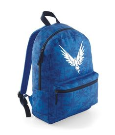 16813a521f Be First and only one with this backpack  etsy shop  Logan Maverick Bird  Paul