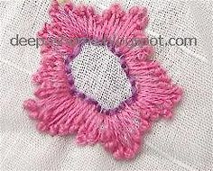 tightly packed pistol stitch