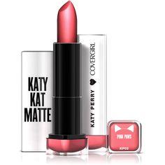 12.Katy Kat Matte lipsticks have 12 shades, including my fav Purrsian Pink, available @Walmart #KatyKatAtWalmart