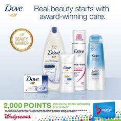 Beauty Experts Love Dove Products #AwardWinningCare