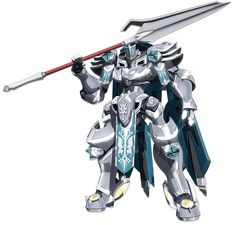 ジルバティーガ Robot Concept Art, Armor Concept, Robot Art, Game Character Design, Fantasy Character Design, Mecha Suit, Robot Illustration, Gundam Art, Mecha Anime