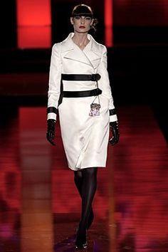 Valentino Fall 2003 Couture Collection Photos - Vogue