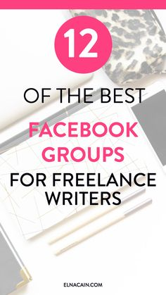 Looking for freelancing Facebook groups! I've got ya covered! Check out these amazing freelance writing Facebook groups and start networking...