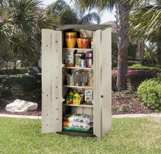 Rubbermaid Plastic Vertical Outdoor Storage Shed Only $119 (Reg. $249.99!)…