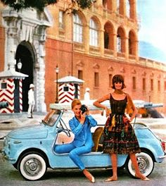 Jours de France July 1961  Monte Carlo I really want that car, no joke