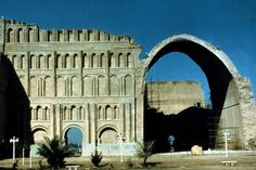 Ctesiphon, the imperial capital of the Parthian Arsacids and of the Persian Sassanids, was one of the great cities of ancient Mesopotamia. In the 6th century, Ctesiphon was the largest city in the world