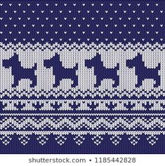 Find Vector Nordic Christmas Sweater Pattern Retro stock images in HD and millions of other royalty-free stock photos, illustrations and vectors in the Shutterstock collection. Knitting Charts, Knitting Stitches, Knitting Patterns, Couple Christmas, Nordic Christmas, Scandinavian Pattern, Fair Isle Pattern, Sweater Design, Stock Foto