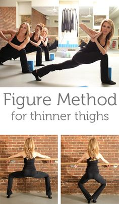 The Figure Method for Thinner Thighs http://sulia.com/my_thoughts/0656359c-ab7d-4040-beea-3142a9d76fed/?source=pin&action=share&ux=mono&btn=big&form_factor=desktop&sharer_id=0&is_sharer_author=false
