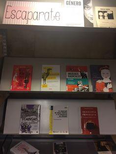 28 de mayo de 2018. En nuestro escaparate encontraréislas novedades editoriales sobre GÉNERO: feminismo, historia de las mujeres, violencia de género... Mayo, Reading Room, Women In History, Feminism, Shop Displays