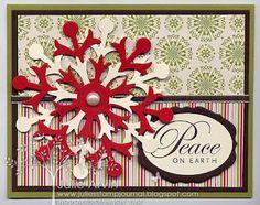 Candlelight Christmas Card