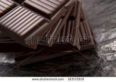 Dark Chocolate Bars Stock Photos, Dark Chocolate Bars Stock Photography, Dark Chocolate Bars Stock Images : Shutterstock.com